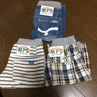 MPS - 早い者勝ち‼︎[美品]MPS ハーフパンツ 3本セット