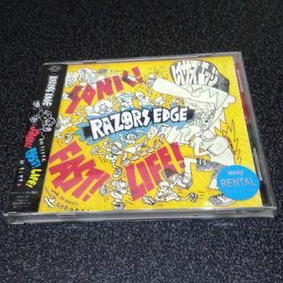 レイザーズエッジ RAZORS EDGE  Sonic! Fast! Life!(ポップス/ロック(邦楽))