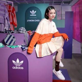 アディダス(adidas)のadidas originals プリーツミニスカート(ミニスカート)