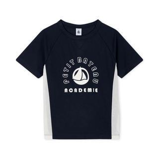 PETIT BATEAU - 新品未使用 プチバトー 日本未発売 スポーツTシャツ