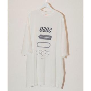 1LDK SELECT - 20SS [新品未使用] メゾンエウレカ Tシャツ