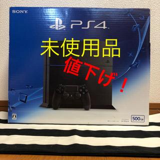 SONY - 【未使用】PlayStation4 本体 CUH-1200AB01