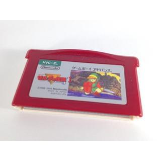 ゲームボーイアドバンス(ゲームボーイアドバンス)のGBA ファミコンミニ ゼルダの伝説(携帯用ゲームソフト)