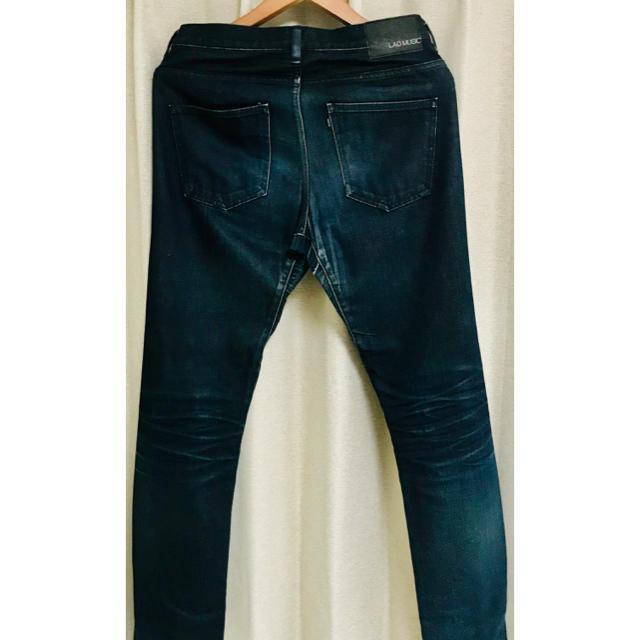 LAD MUSICIAN(ラッドミュージシャン)の値下げ中!【LAD MUSICIAN】ブルージーンズ メンズのパンツ(デニム/ジーンズ)の商品写真
