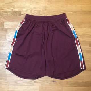 asics - ballaholic Playground Tape Zip Shorts M