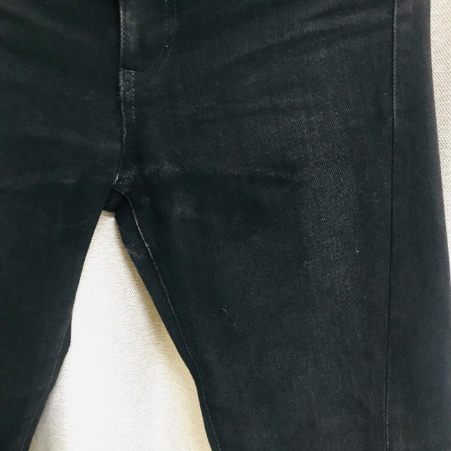 LAD MUSICIAN(ラッドミュージシャン)の値下げ中!【LAD MUSICIAN】ブラックジーンズ メンズのパンツ(デニム/ジーンズ)の商品写真