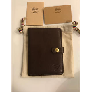 IL BISONTE - イルビゾンテ 縦型 二つ折り財布