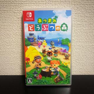 Nintendo Switch - どうぶつの森 スイッチソフト