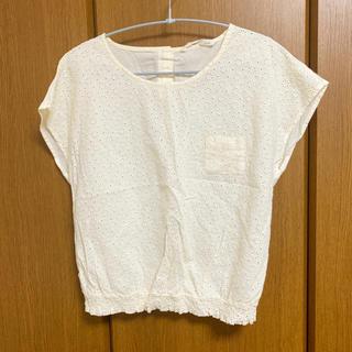 エヘカソポ(ehka sopo)のTシャツ カットソー(カットソー(半袖/袖なし))