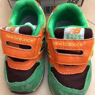 ニューバランス(New Balance)のニューバランス 13センチ(スニーカー)