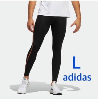 アディダス(adidas)のアディダス adidas ロングタイツ メンズL 定価6250円(レギンス/スパッツ)