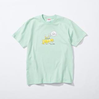 シュプリーム(Supreme)のDaniel Johnston Frog Tee (Tシャツ/カットソー(半袖/袖なし))