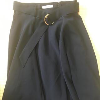 ティティアンドコー(titty&co)のティティアンドコー 膝丈スカート(ひざ丈スカート)