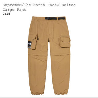 シュプリーム(Supreme)のSupreme North Face Belted Cargo Pant(ワークパンツ/カーゴパンツ)