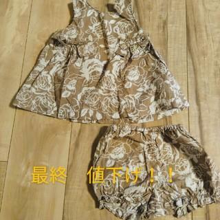 タルティーヌ エ ショコラ(Tartine et Chocolat)のBeBe 子ども服 サイズ70(Tシャツ/カットソー)