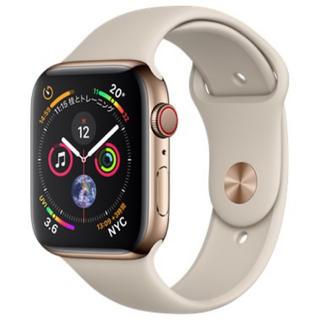 アップルウォッチ(Apple Watch)のApple Watch シリーズ4 44mm セルラータイプ(腕時計(デジタル))