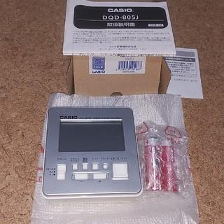 CASIO - Casio 電波時計 DQD-805J