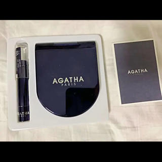 AGATHA フィッティングタッチメイクアップキット