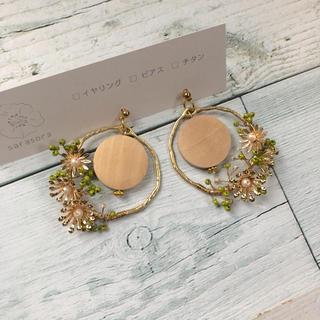 688 earrings(ピアス)