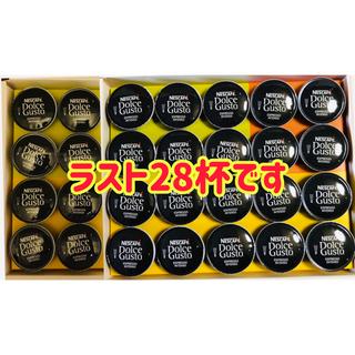 ネスレ(Nestle)のネスカフェ ドルチェグスト エスプレッソインテンソ 28杯(コーヒー)