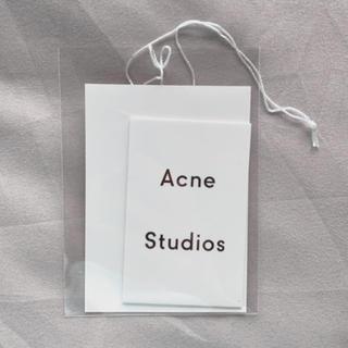 アクネ(ACNE)のACNE アクネ acne studios タグ(ネームタグ)