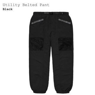 シュプリーム(Supreme)のSupreme Utility Belted Pant 定価以下(ワークパンツ/カーゴパンツ)
