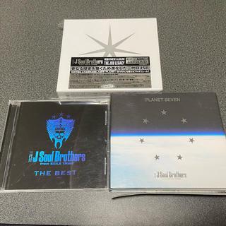 サンダイメジェイソウルブラザーズ(三代目 J Soul Brothers)の三代目 J Soul Brothers アルバム セット(ミュージック)