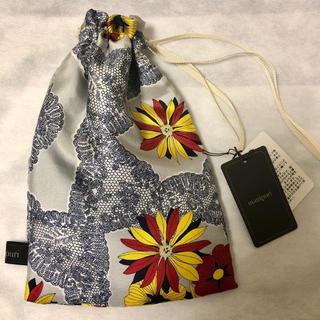 ユナイテッドアローズ(UNITED ARROWS)のmanipuri 巾着バッグ 非売品(ハンドバッグ)