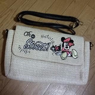 ディズニー(Disney)のミニーマウス&フィガロ ショルダーバック(ショルダーバッグ)