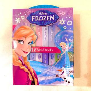 未開封【海外購入】ディズニープリンセス 英語絵本 アナと雪の女王 12冊 エルサ