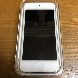 アイポッドタッチ(iPod touch)のiPod touch 32ギガ シルバー(ポータブルプレーヤー)
