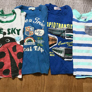 3can4on - 95センチ 半袖 tシャツ   セット