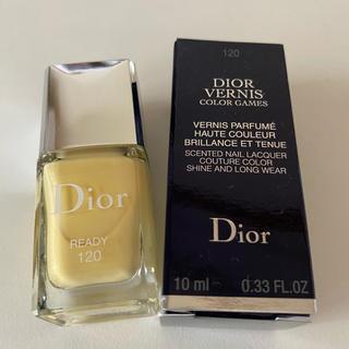 ディオール(Dior)の新品 ♡ dior ディオール ヴェルニ 120 レディー マニキュア(マニキュア)