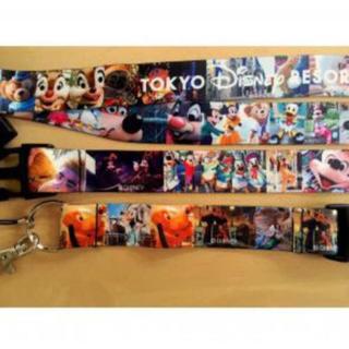 ディズニー(Disney)の完売 篠山紀信 実写 フォト ネックストラップ 新品(ストラップ/イヤホンジャック)