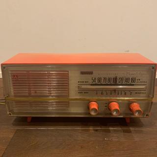 ミツビシデンキ(三菱電機)の(値下げ)三菱電機 真空管ラジオ 5P-468(ラジオ)