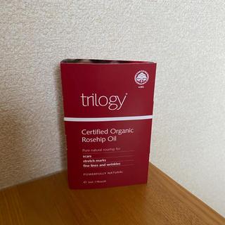 トリロジー(trilogy)の【trilogy】ローズヒップオイル(美容液)