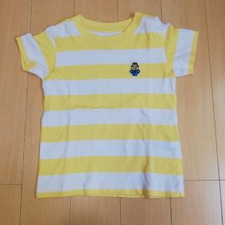 ユニクロ(UNIQLO)のユニクロ ミニオン Tシャツ 100センチ(Tシャツ/カットソー)