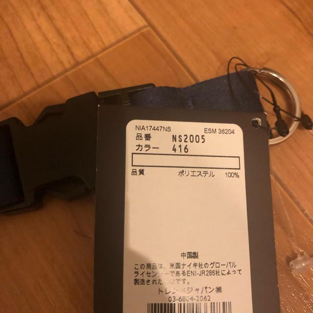 NIKE(ナイキ)のナイキ ストラップ ランニング スポーツ/アウトドアのランニング(その他)の商品写真