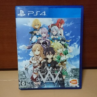 PlayStation4 - ソードアート・オンライン ゲームディレクターズ・エディション PS4
