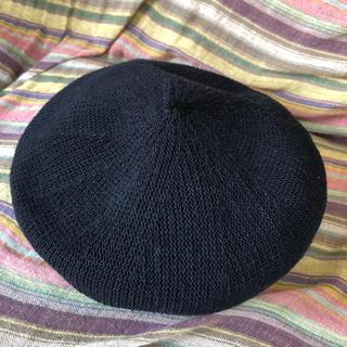SM2 - 【新品 未使用】Samansa Mos2★ふんわりシルエットのサマーベレー帽