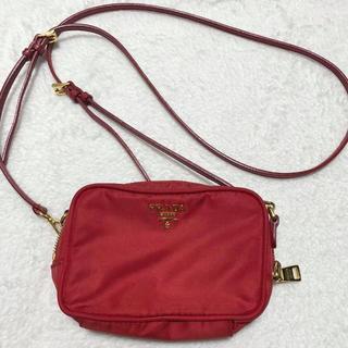 PRADA - PRADA ミニスリングバッグ