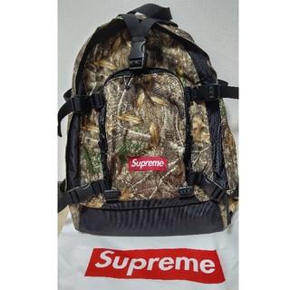 シュプリーム(Supreme)の19fw supreme Backpack(リュック/バックパック)