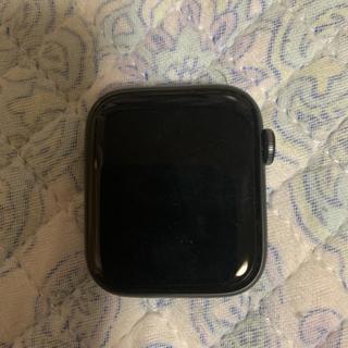 アップルウォッチ(Apple Watch)のApple Watch シリーズ5 44MM アルミニウム GPSモデル(腕時計(デジタル))
