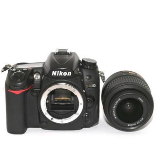 ニコン(Nikon)の24時間以内発送Nikon ニコン D7000 レンズセット(デジタル一眼)