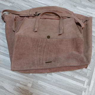 room306 CONTEMPORARY - 完売 room306 Suede Real Leather Hand Bag