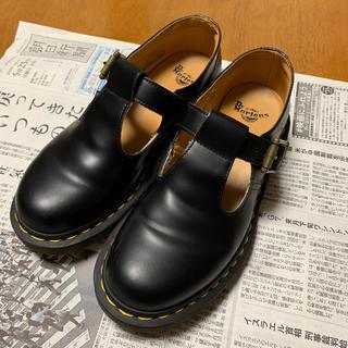 ドクターマーチン(Dr.Martens)のDr.Martens ドクターマーチン UK4 ストラップ(ローファー/革靴)