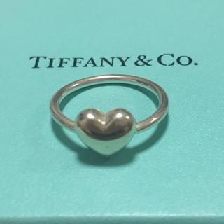 ティファニー(Tiffany & Co.)のティファニー ハート リング(リング(指輪))