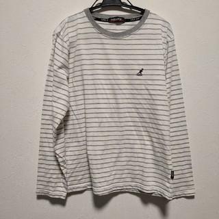 カンゴール(KANGOL)のKANGOL 七分袖シャツ 古着(Tシャツ(長袖/七分))
