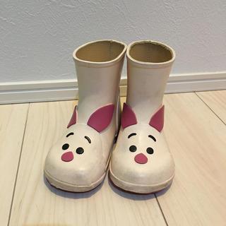ダイアナ(DIANA)のダイアナ Diana キッズ ディズニー ピグレット レインブーツ 16 (長靴/レインシューズ)