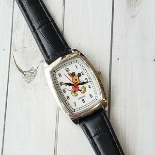 ディズニー(Disney)のオトナミューズ ミッキーマウス腕時計(腕時計)